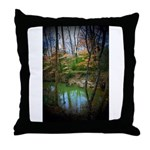 Melissa Staggs Throw Pillow