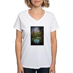 Melissa Staggs Women's V-Neck T-Shirt