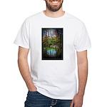 Melissa Staggs White T-Shirt