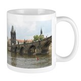 Prague Charles Bridge Small Mug