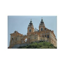 Melk Abbey Rectangle Magnet