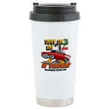 Lite Em Up - Ceramic Travel Mug