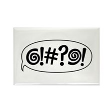 Cool Qbert Rectangle Magnet (100 pack)