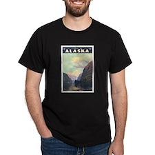 Alaska AK T-Shirt