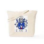 Bellini Family Crest Tote Bag