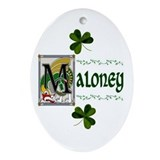 Maloney Celtic Dragon Ornament