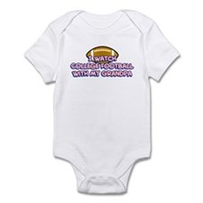 Lawrence, KS Grandpa Infant Bodysuit