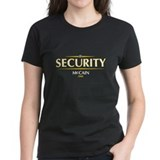 Security: McCain Tee