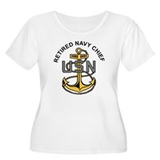 Cute Us navy retired T-Shirt