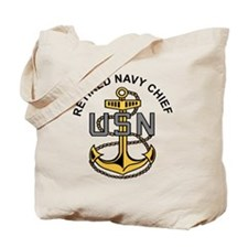 Cute Us navy retired Tote Bag