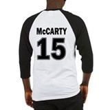 Team Cullen, Emmett McCarty (retro) Baseball Jerse