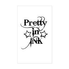 Pretty In Ink sticker