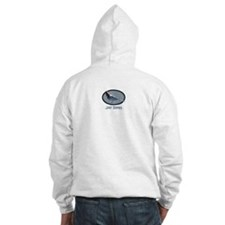 Jay Bird (small back only) Hoodie