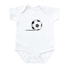 Soccer Ball Infant Bodysuit