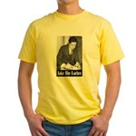 Iakov Factorowitz Yellow T-Shirt