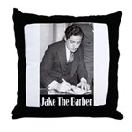 Iakov Factorowitz Throw Pillow