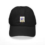 CROCHET Family Crest Black Cap