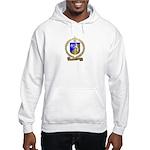 CROCHET Family Crest Hooded Sweatshirt