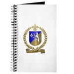 CROCHET Family Crest Journal
