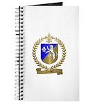 CROCHET Family Crest Journal