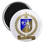 CROCHET Family Crest Magnet