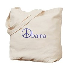 Barack the Peace Tote Bag