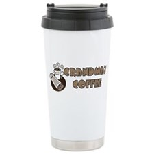 Grandma's Coffee Travel Mug