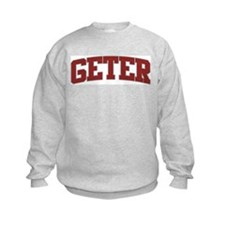 GETER Design Sweatshirt