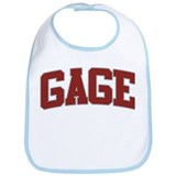 GAGE Design Bib