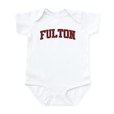 FULTON Design Infant Bodysuit