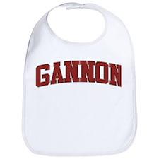 GANNON Design Bib