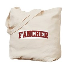 FANCHER Design Tote Bag