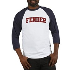 FENDER Design Baseball Jersey