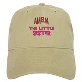 Amelia - The Little Sister Baseball Cap