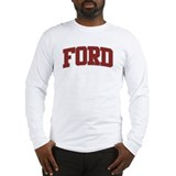 FORD Design Long Sleeve T-Shirt