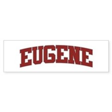 EUGENE Design Bumper Bumper Sticker