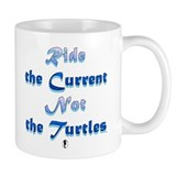 Sea Turtle / Ride Current Mug