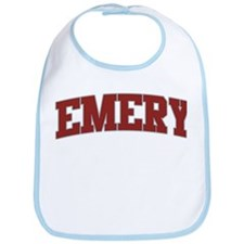 EMERY Design Bib