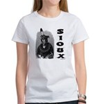 SIOUX INDIAN CHIEF Women's T-Shirt
