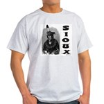 SIOUX INDIAN CHIEF Light T-Shirt
