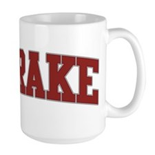 DRAKE Design Ceramic Mugs