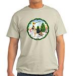 Take Off1/German Shepherd #13 Light T-Shirt