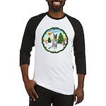 Take Off1/German Shepherd #12 Baseball Jersey