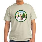 Take Off1/German Shepherd #11 Light T-Shirt
