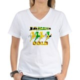 Jamaican flag gold winners Shirt