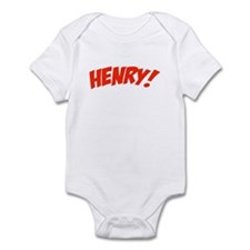 Funny Henry Infant Bodysuit