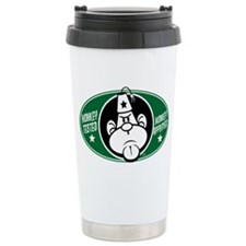 Monkey Tested Ceramic Travel Mug