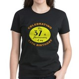 Celebrating 55th Birthday Tee