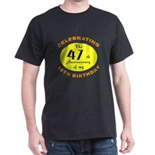 Celebrating 65th Birthday Gifts T-Shirt