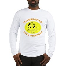 Celebrating 80th Birthday Long Sleeve T-Shirt